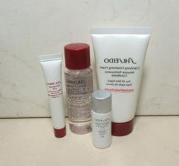 SHISEIDO CLEANSING FOAM, PROTECTOR, EYE CONCENTRATE, SOFTENE