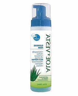 Aloe Vesta Cleansing Foam Size Sml 8 Oz Spray Can Convatec S