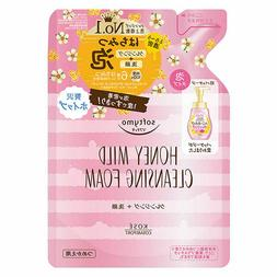 ☀KOSE Cosmeport SOFTYMO Honey Whip Makeup Remover Cleansin
