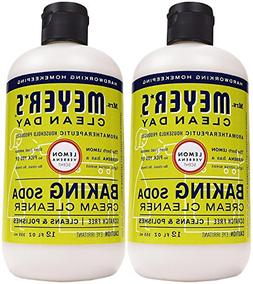Mrs. Meyer's Clean Day Cream Cleanser - 12 oz - Lemon Verben