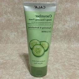 Cucumber Deep Cleansing Foam Mousse Hydrating & Revitalizing