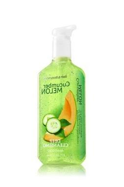 Bath & Body Works Cucumber Melon Deep Cleansing Hand Soap 8