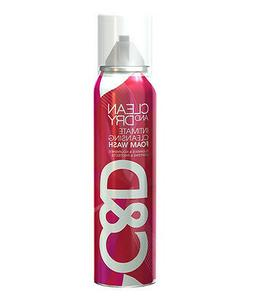 Clean And Dry Daily Intimate Cleansing Foam Wash 85gm