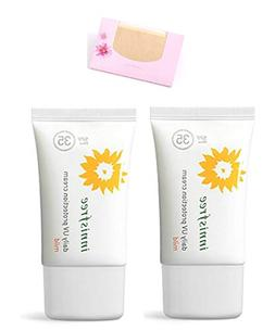 Innisfree Daily UV Protection Cream Mild 50ml + SoltreeBundl