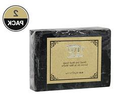 Vivo Per Lei Dead Sea Soap | Acne Soap with Dead Sea Salt |