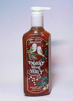 Bath & Body Works Deep Cleansing Hand Soap Gingerbread Latte