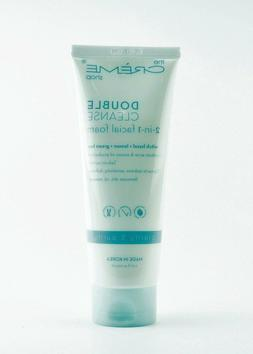 double cleanse facial foam anti acne or