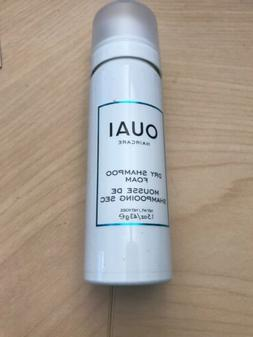 Ouai Dry Shampoo Cleansing Foam Volume Mousse Travel Size 1.