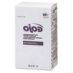 GOJO E2 Sanitizing Lotion Soap, Fragrance-Free, 2000 ml Refi