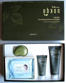 ECO 36.9 NOKDU Coreana 4-pc Pure Foam Cleansing Set w/Lotion