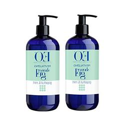 EO Revitalizing Shower Gel with Blend of Essential Oils of G