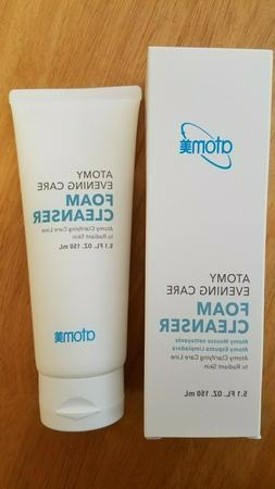 Atomy Evening Care Foam Cleanser 150 mL. New