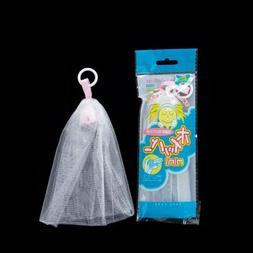 Face Cleansing Bubble Foam Simply Foaming Facial Body Net Cl