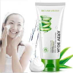 Face Washing Product Cleansing Foam Collagen Repair  Aloe Ve