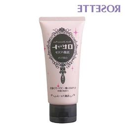Facial Cleanser WHITE CLAY Cleansing Paste Foam Wash 120g