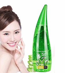 Facial Cleanser, Hoshell Aloe Vera Gel Pore Terminator Clean