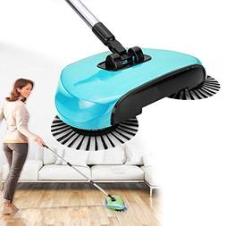 Wensltd New Arrival Floor Dust Sweeper 360 Rotary Home Use C