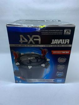 Fluval Fx4 High Performance Canister Filter ~ Brand New ~ Op