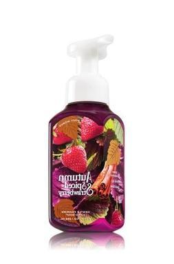 Bath & Body Works Gentle Foaming Hand Soap Autumn Spiced Str