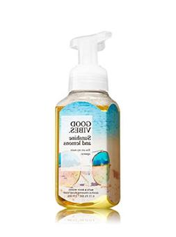 Bath & Body Works Gentle Foaming Hand Soap Good Vibes Sunshi