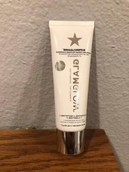 glam glow super cleanse cream to foam