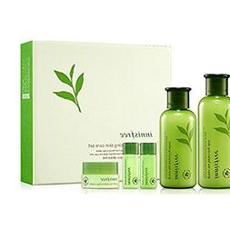 green tea balancing skin care