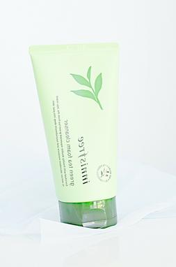 Innisfree Green Tea Cleansing Foam 150ml + Free Gift Sample