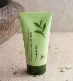 green tea cleansing foam 150ml face wash