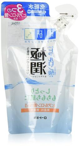 Hada Labo Rohto Gokujun Hyaluronic Lotion Moist Refill 170ml