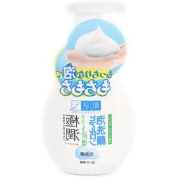 Hadalabo Japan goku jyun Hyaluronic Acid Moisture Bubble Foa