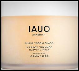 OUAI Hair Shampoo Deep Cleansing Foaming Scalp Body Scrub No
