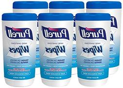 PURELL Hand Sanitizing Wipes, Clean Refreshing Scent, 40 Cou