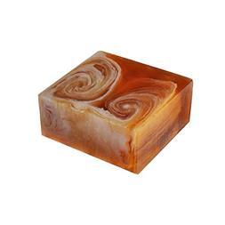 Queenbox Handmade Honey Soap, Face Care Replenishing Whiteni