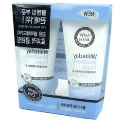 Happy Bath Face Wash Cleansing Foam Facial Cleanser Black He