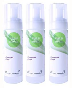 Cardinal Health No-Rinse Foam Cleanser and Shampoo, 7.18 oz