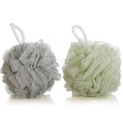Lvcky Healthy Message Bath Sponges Rubbing Back Shower Ball