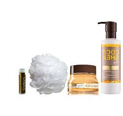 HONEY COCOSHEA Bath & Body Works 4 Piece Set of Honey Coco S