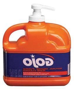 Gojo Industries Goj 0958-04 Natural Orange Pumice Hand Clean
