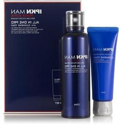 Ipkn Man Power Active All In One Pro With Cleansing Foam