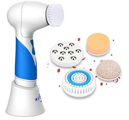 SKINFUN IPX7 Waterproof Facial Cleansing Brush Body and Face