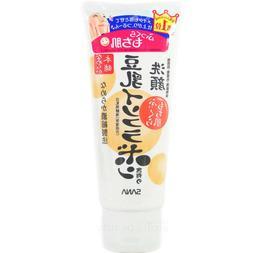 SANA Japan Nameraka Honpo Soy Isoflavone Cleansing Wash Foam