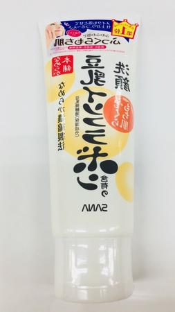 Japan ☀Sana☀ Soy milk isoflavone face wash  cleansing  f