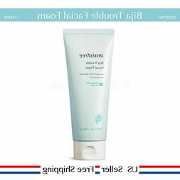 Innisfree Jeju bija Anti Trouble Facial Foam 150ml, Korea Co