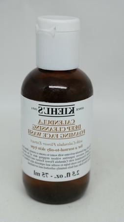 Kiehl's Calendula Deep Cleansing Foaming Face Wash 2.5 oz fo