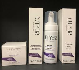 Seytu Kit Aclarador Limpieza Facial Cleaning New. Espuma/Fac