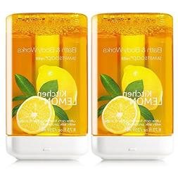 Kitchen Lemon SmartSoap Refills - Pair of TWO  Bath & Body W