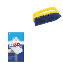 KITPAG82027RCP6482COB - Value Kit - Iron-Shaped Handle Scrub