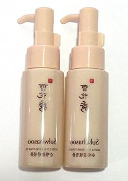 Korea Cosmetics NEW  Gentle Cleansing Foam EX  50ml X2EA