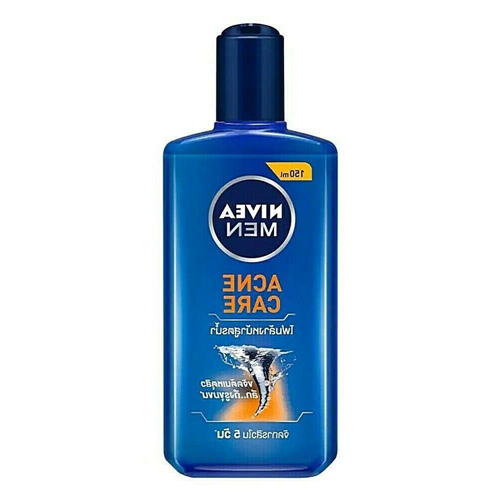 150ml men acne care liquid cleansing foam