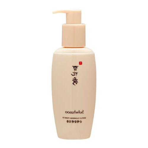 1PC Sulwhasoo Gentle Cleansing Foam EX 200ml Face Wash Clean